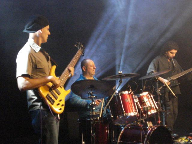 """Transcrição de """"O Blues do Rock"""" – Medusa Trio"""