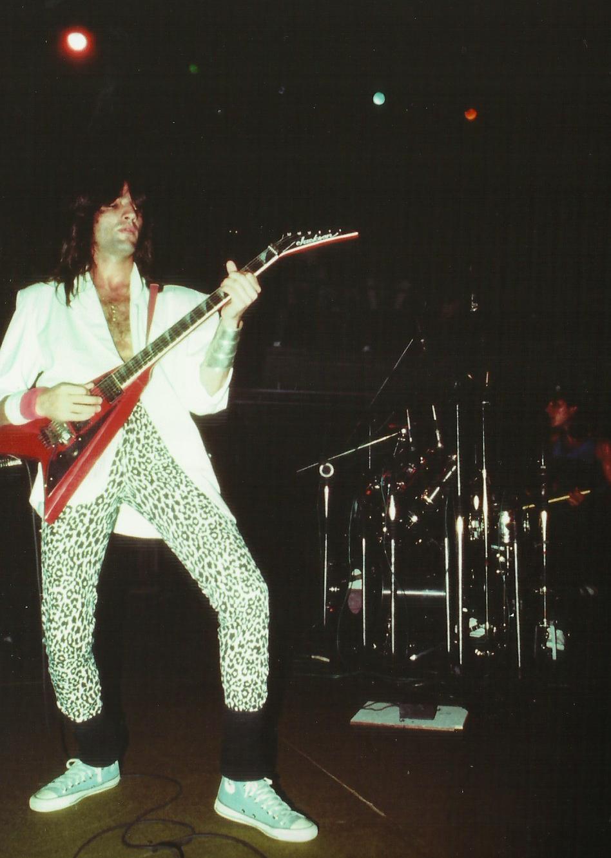 Guitar Heroes Brasileiros do Heavy Metal nos anos 80